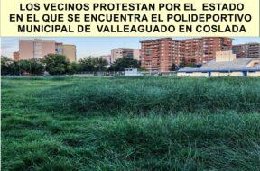 Polideportivo Valleaguado RED