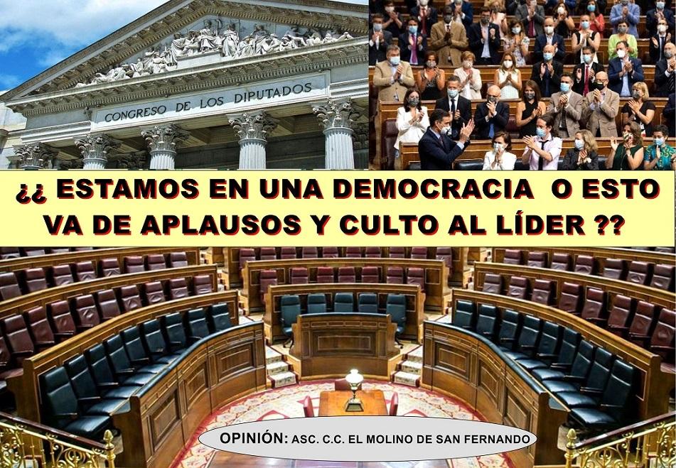 Asociación C. C. El Molino: ¿ Estamos Realmente en una Democracia ?