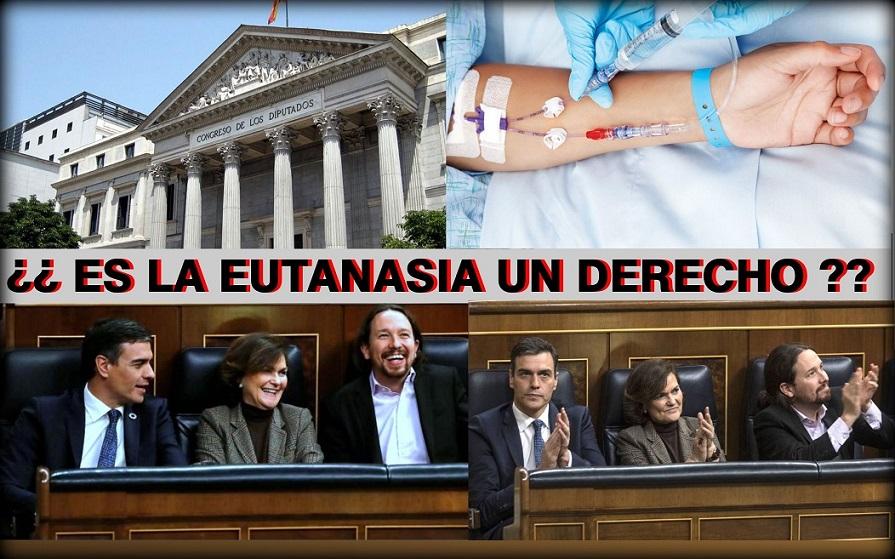 El Congreso aprueba regular por ley la Eutanasia con 201 votos a favor, 140 en contra y dos abstenciones.