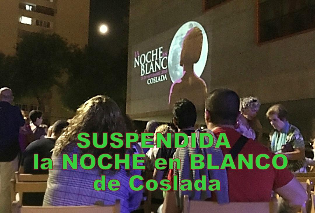 Coslada: Se reanudan los servicios de Podología y Fisioterapia para mayores y Se suspende la Noche en Blanco.