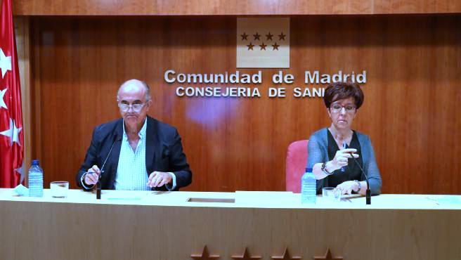 Covid-19-Madrid | Restricciones en Nuevas zonas que entrarán en vigor a las 00:00 horas del lunes 28.