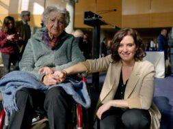 Ayuso Ancianos
