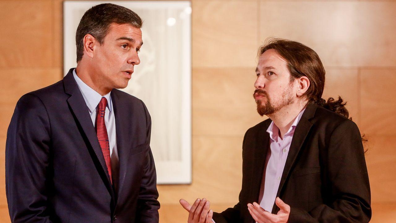 El Gobierno de Sánchez e Iglesias sufre su primera gran derrota parlamentaria con el superávit de los ayuntamientos.