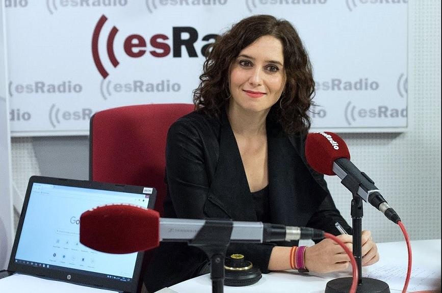 La presidenta Isabel Díaz Ayuso, denuncia que alcaldes socialistas de la Comunidad Madrid promueven manifestaciones contra ella y su Gobierno.