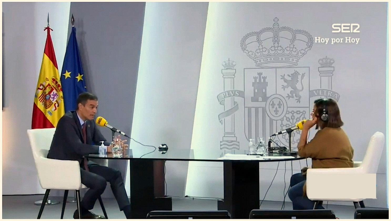 Sánchez suplica el apoyo del PP a los presupuestos, pero se suma a la guerra de la izquierda contra Ayuso por su gestión de la pandemia en Madrid.