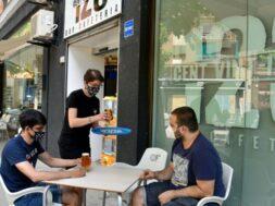 La ciudad catalana de Lérida y su comarca amanecen confinadas por la COVID-19