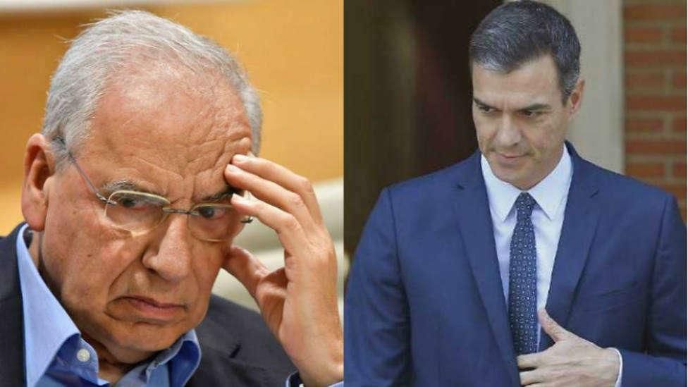 """Alfonso Guerra: """"el acuerdo con Bildu es despreciable"""" y carga sin miramientos contra el gobierno de Sánchez-Iglesias por tomar """"decisiones muy autoritarias"""""""
