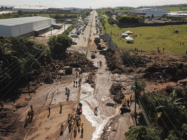 Coslada aprueba enviar una ayuda de emergencia de 10.000€ a la Ciudad salvadoreña de Nejapa.
