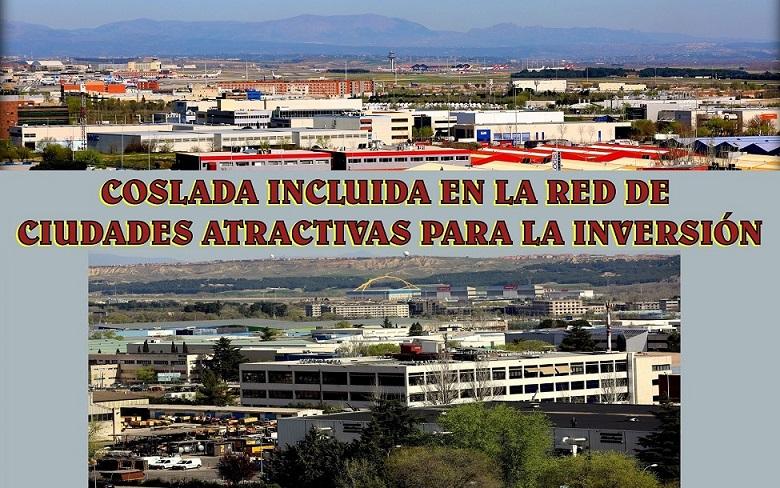 El Ayuntamiento de Coslada, forma parte por primera vez, de una jornada en el marco del foro de inversión Invest in Cities.