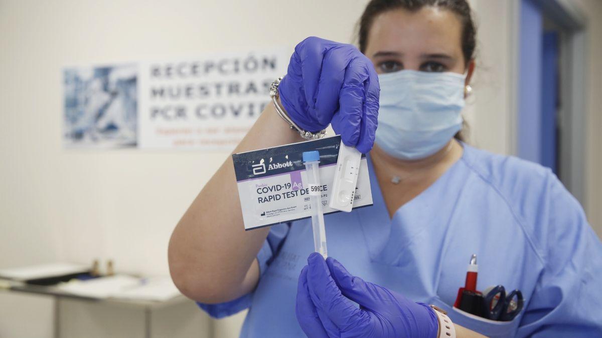 Los Test de antígenos la Comunidad de Madrid los amplía a otras 17 zonas básicas.