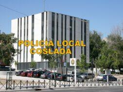 201Sede Policía Local Coslada