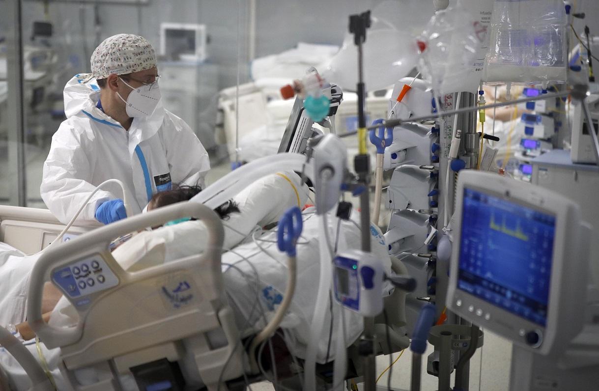 Coronavirus – Sanidad notifica 79.686 nuevos positivos y 762 muertes en el fin de semana.