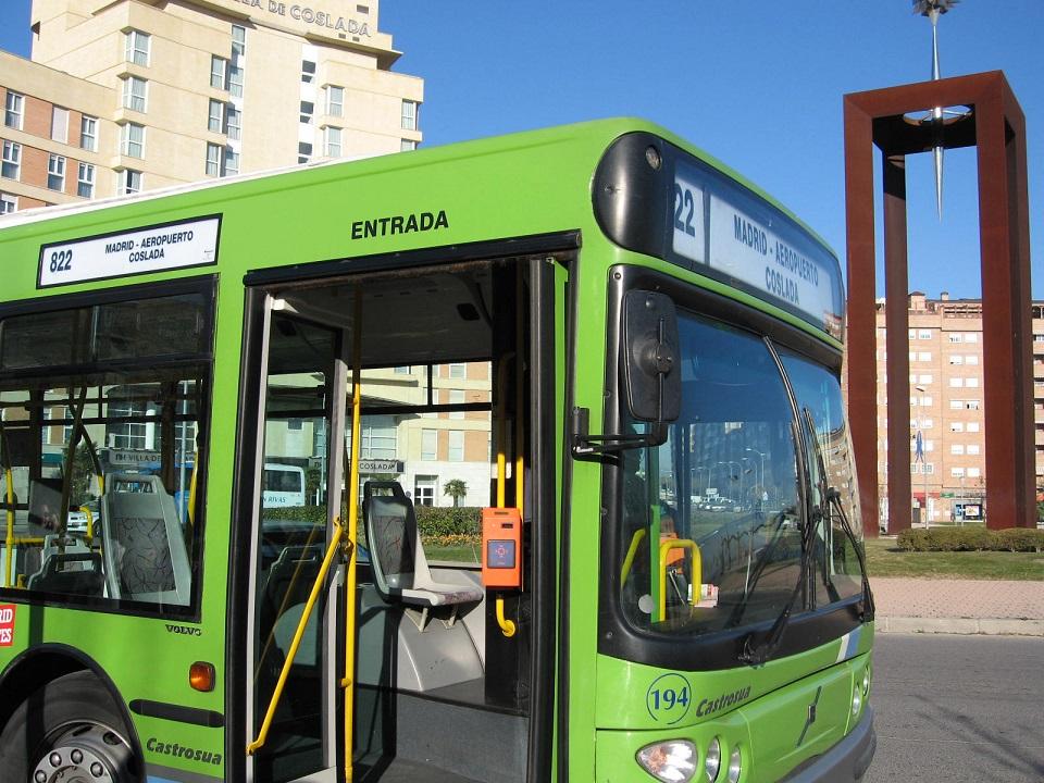 La Comunidad de Madrid y los ayuntamientos de Coslada y San Fernando, insiste en limitar los desplazamientos y utilizar el Metro o el Tren de Cercanías.