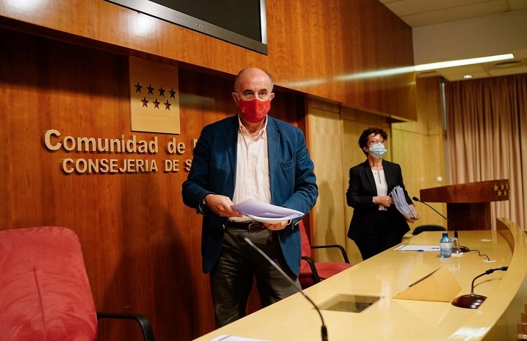 La Comunidad de Madrid amplía las restricciones de movilidad por el coronavirus a 19 zonas básicas más, entre ellas Coslada y Alcalá de Henares.