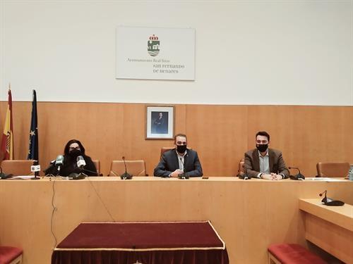 Desde La Asociación El Molino analizan la gestión del Ayto. de San Fernando de Henares en la Borrasca Filomena.