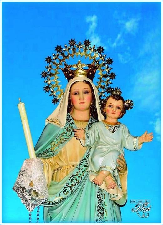 2 de Febrero. Festividad de La Virgen de las Candelas, Patrona de San Fernando de Henares.