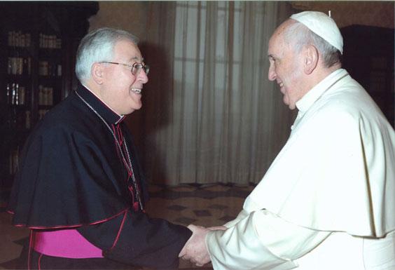 El Obispo de la diócesis de Alcalá de Henares, Mons. Juan Antonio Reig Pla, (de 73 años), positivo en coronavirus.