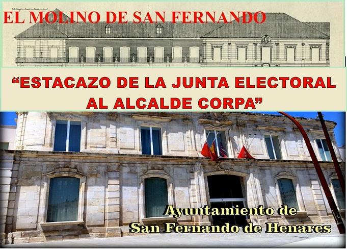 La Asc. El Molino comenta la resolución de la Junta Electoral que obliga al Alcalde a retirar lo publicado en la web municipal y redes sociales.