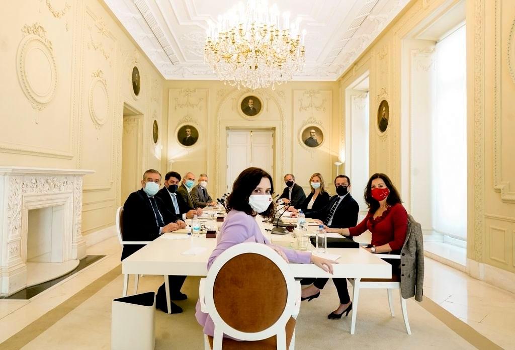 La Comunidad de Madrid adopta nuevas medidas y restricciones para después del 9 de Mayo.