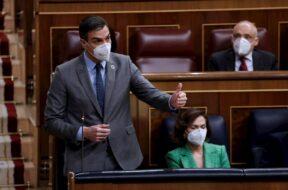 203 Sánchez en el Congreso