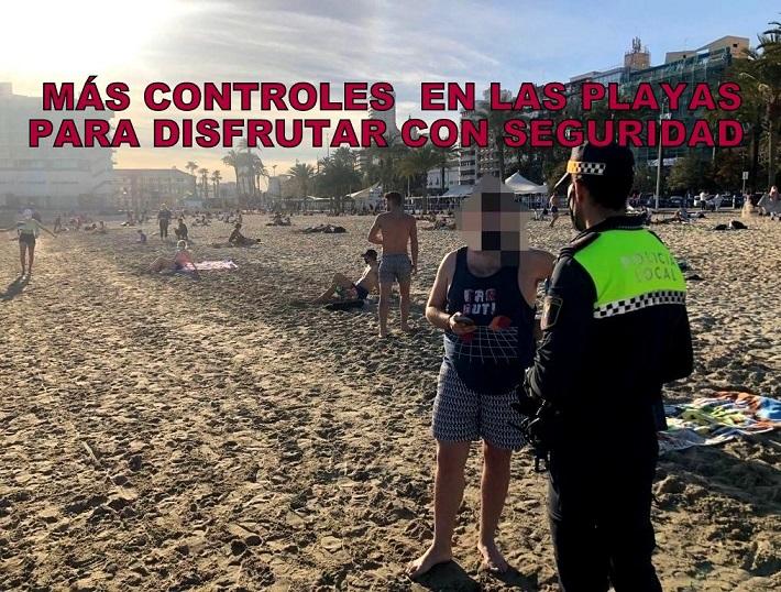 Policía Nacional y Policía Local refuerzan controles del fin de semana desplegando más de 1.000 efectivos solo en Alicante