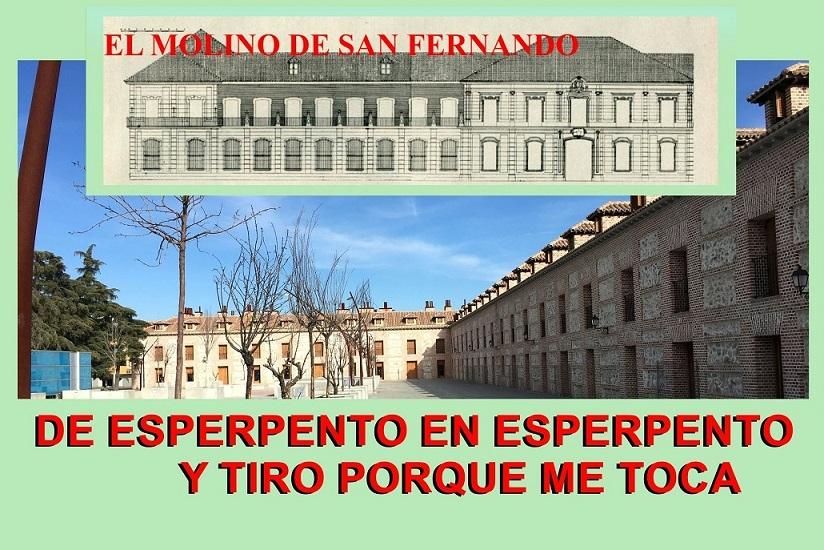 Caso Plaza de España de San Fernando de Henares: La Asc. El Molino informa a los vecinos de los últimos acontecimientos.