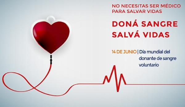 El Ayuntamiento de Coslada anima a los vecinos a donar sangre para ayudar a cubrir las necesidades hospitalarias.