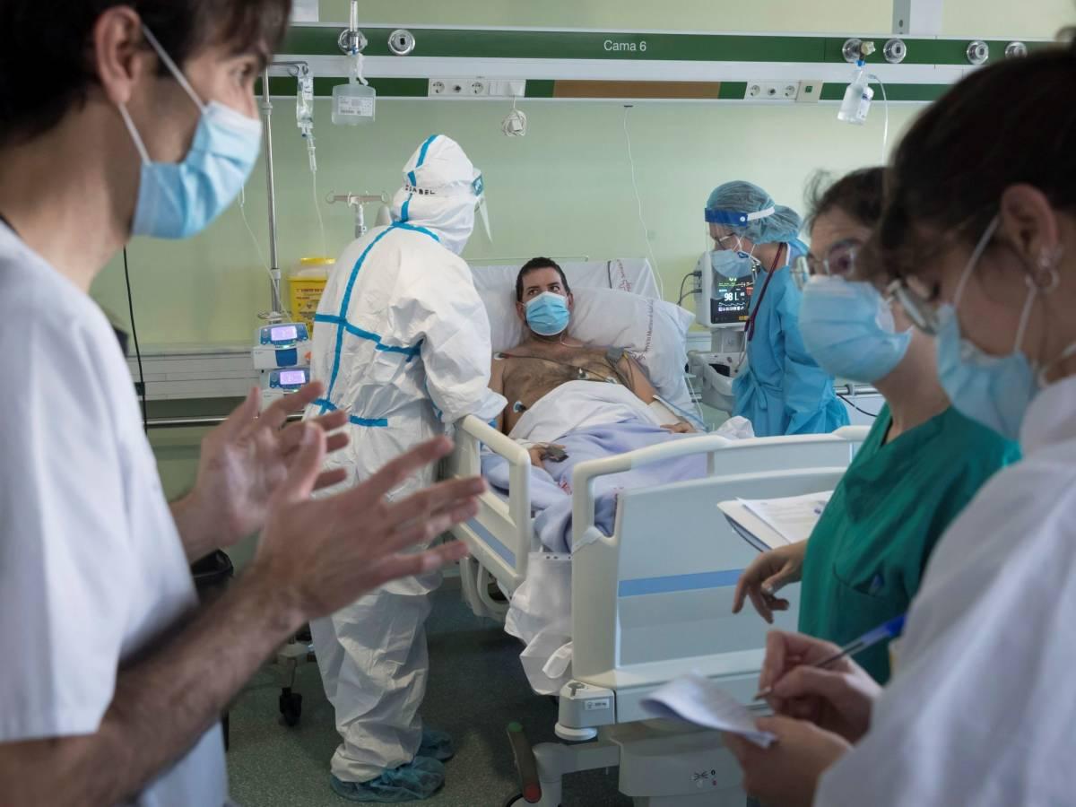 Covid: Se disparan los contagios en España, la incidencia roza ya los 600 casos.