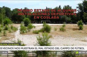 Portada- Coslada- Deportivas