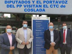 201Portada Visita del PP al CTC-Coslada