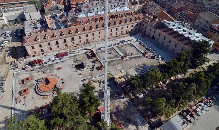 Asunto Plaza de España: La Fiscalía considera en escrito de Acusación, que el exalcalde de IU y el concejal de Política Territorial, incurrieron en los delitos de prevaricación urbanística y administrativa.