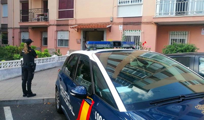 En Mejorada: detenido un hombre de 26 años, con antecedentes y de origen argentino, tras amenazar a su expareja de Gandía.