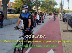 Portada – Camino escolar en Bici